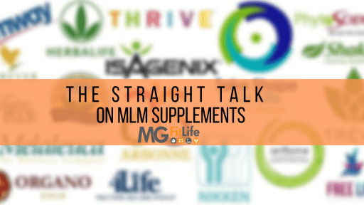 mlm supplement scam