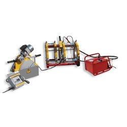 Saldatrice elettrica da banco per tubi termoplastici fino a Ø 315 mm