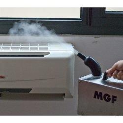 Disinfezione climatizzatore con Foggy MGF: quali autorizzazioni servono?