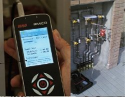 Collaudo impianti Gas UNI, verifica condizionatori e qualità dell'aria