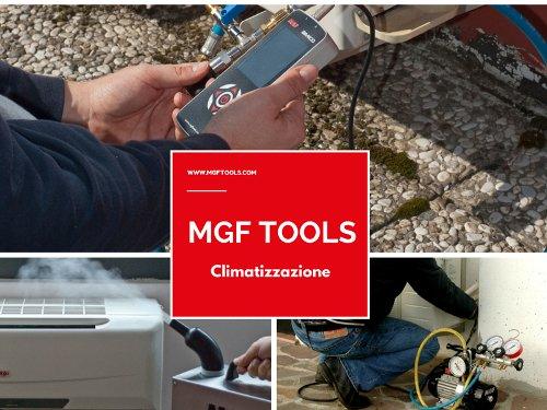 MGF Tools - Comunicazione chiusura aziendale estiva uffici/produzione 2