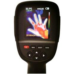 Termocamera professionale MGF CAM 320: esempio di utilizzo