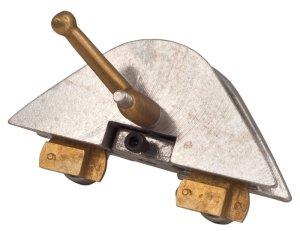 piegatubi rame: matrice brevettata per rame con isolamento per frigoristi