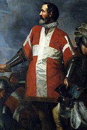 Frenchman Jean Parisot de la Valette