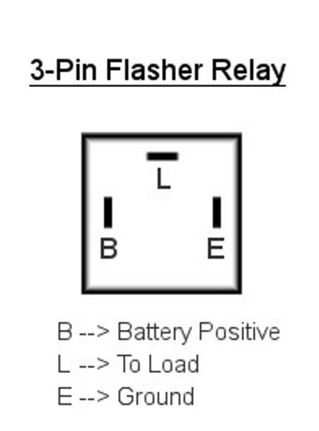 led blinker flasher wiring diagram  window switch schematic