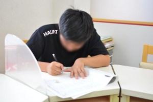 中学生 漢検