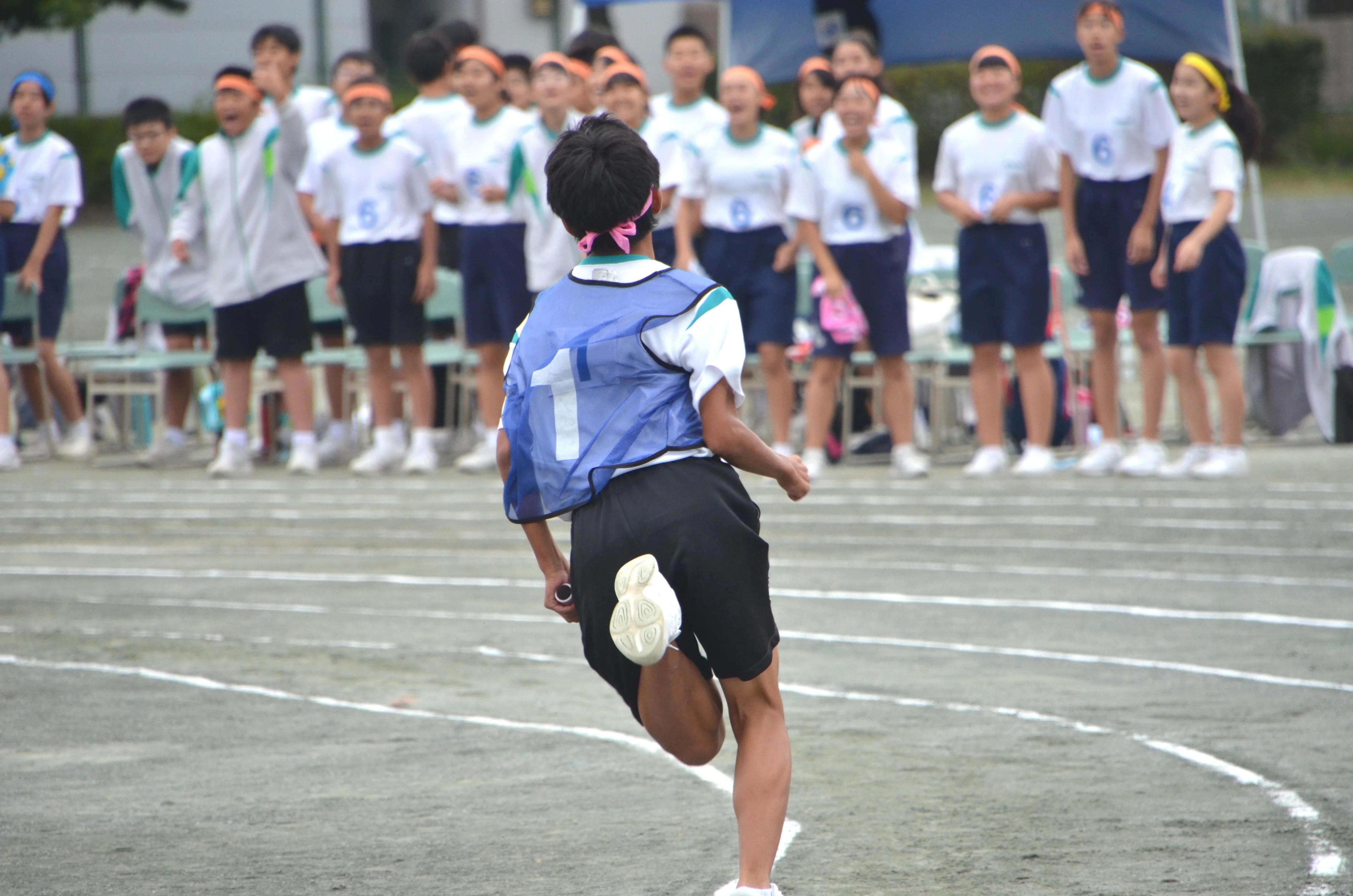 小牧中学校 体育大会