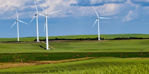 Windmills and sustainable funding