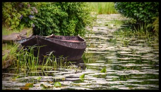 On the Water - Giethoorn