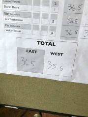 East vs. West Tournament