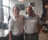 2018 2 Club Winners Steve Rice-Jones and Chris Begg