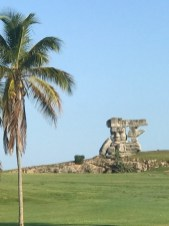 Minto's Statue