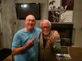 Poker winners Dan Lafleur and Rold Lange