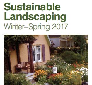 Sustainable Gardening Series 2017