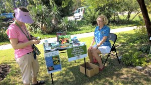 Audubon at Home ambassador Mary Nell Bryant advises on habitat.