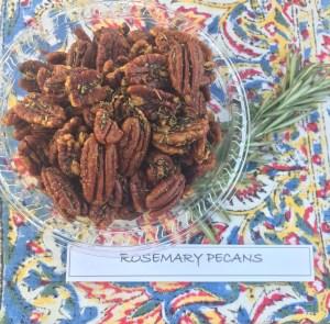 Rosemary Pecans