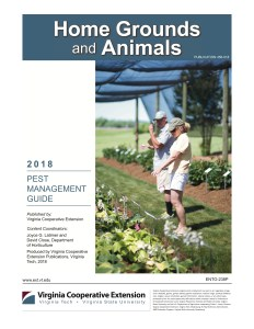 Pest Management Guide: Home Grounds and Animals, 2018