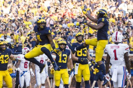Image result for michigan football 2020