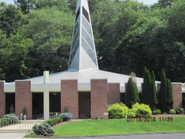 Church in Darien, CT