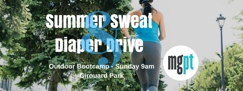Summer sweat for a good cause - NDG Food Depot