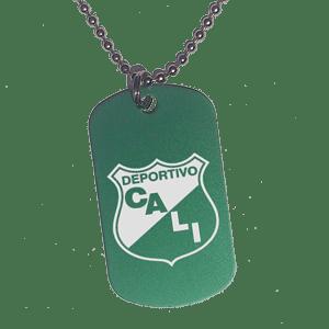 Placa Deportivo Cali