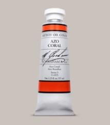 M-Graham-Azo-Coral-Oil-Color
