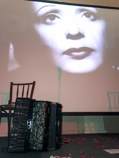 Murray Grainger and the Songs of Edith Piaf