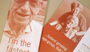 Aging Services – brochures
