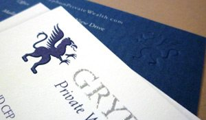 Gryphon Private Wealth Management – branding