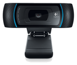 Logitech-C910-Webcam