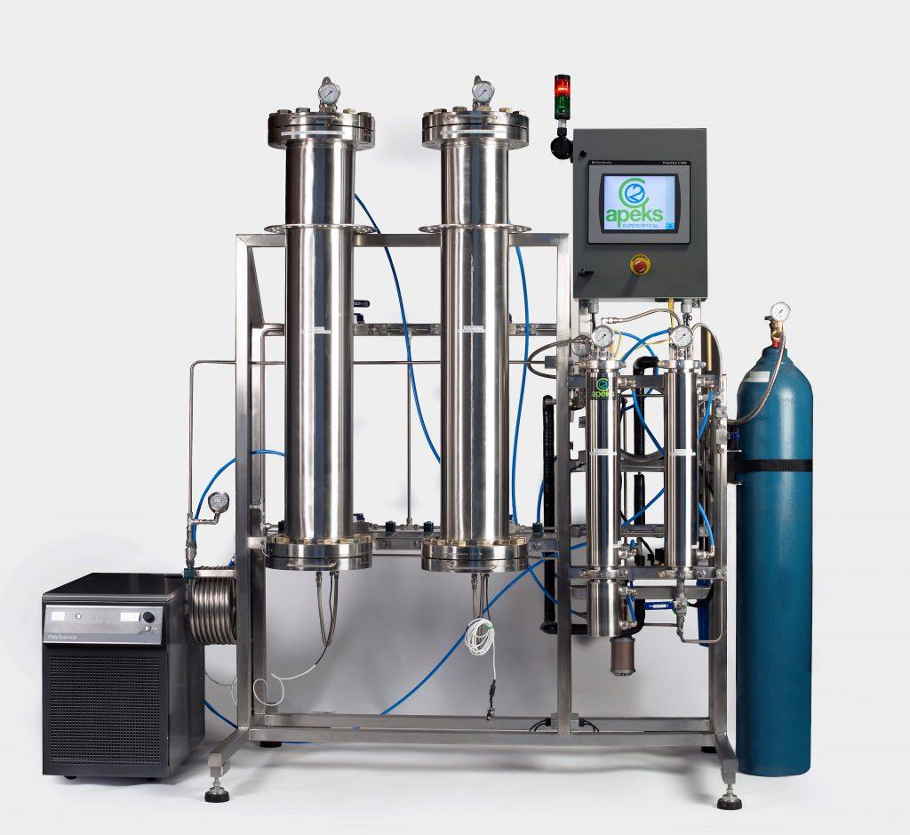 Apeks Supercritical CO2 Extractor