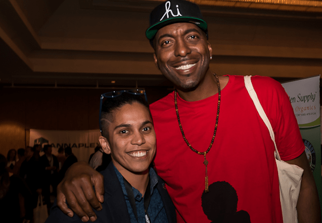 ICBC, John Salley, NBA, marijuana events