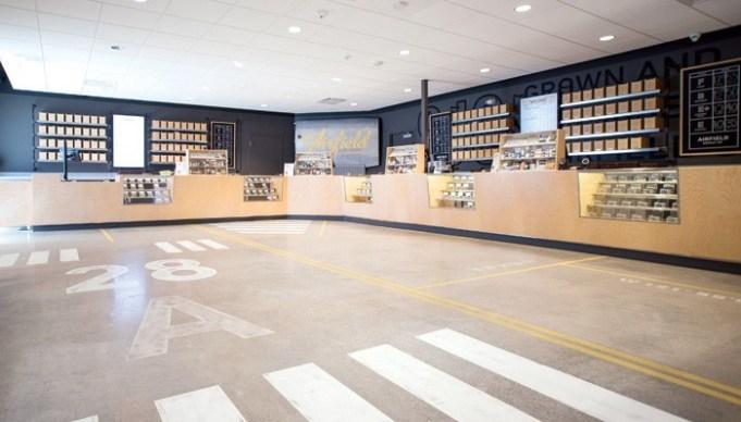 Airfield Supply Co, marijuana, dispensary, retailing