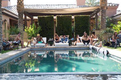 Coachella, Weedmaps Oasis, galleries, marijuana