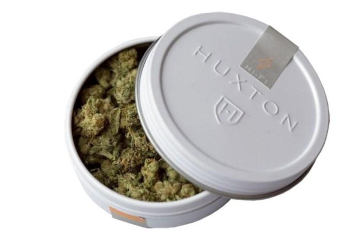 Branding, marketing, cannabis, Huxton