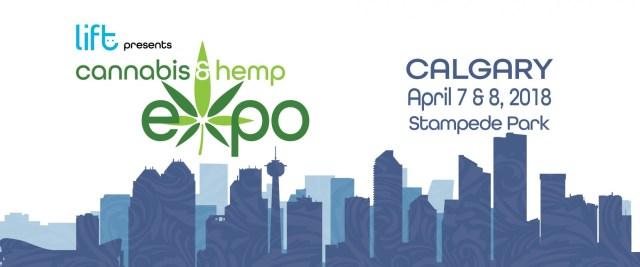 Cannabis and Hemp Expo Calgary 2018