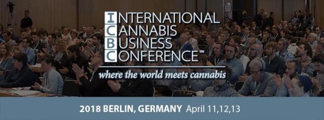 International Cannabis Business Conference 2018: Berlin