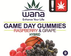 Wana Brands Game Day Gummies