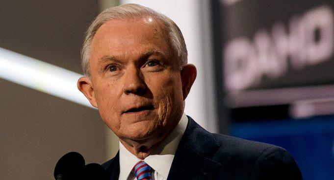 Attorney General Jeff Sessions Blames Marijuana for Opioid Crisis