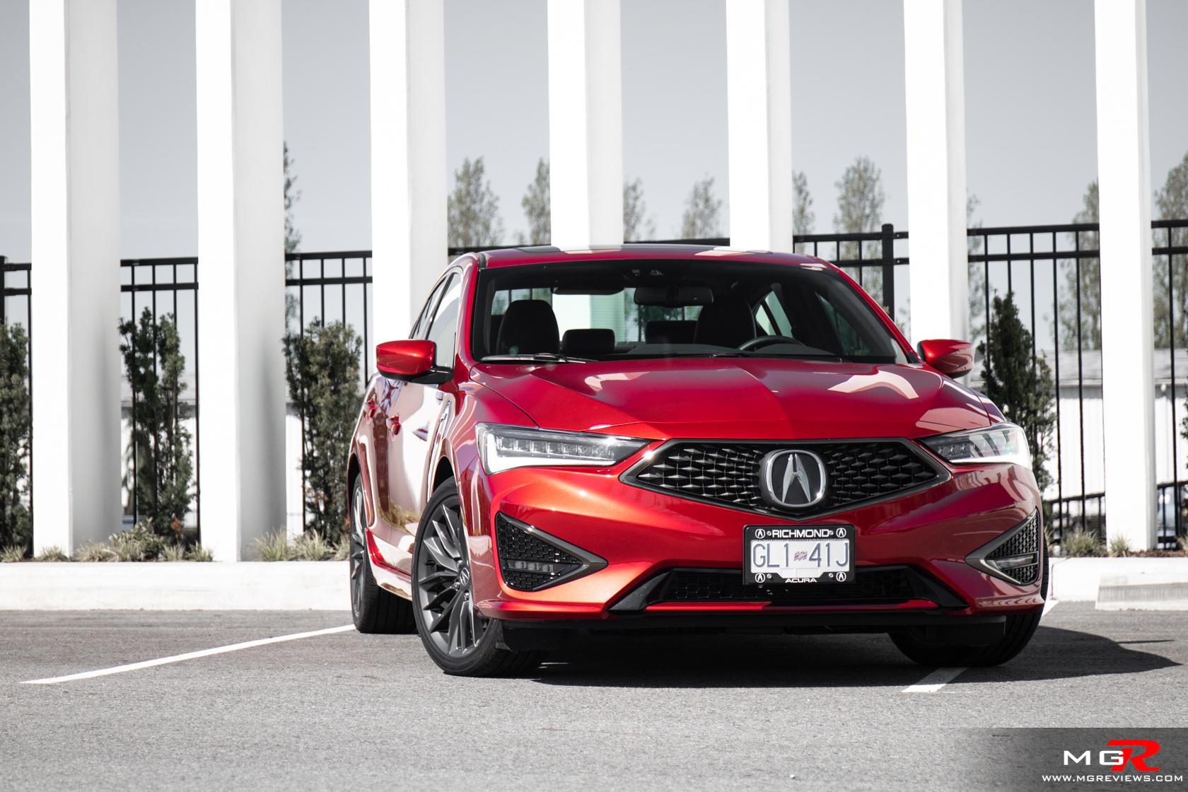 Review: 2019 Acura ILX A-Spec