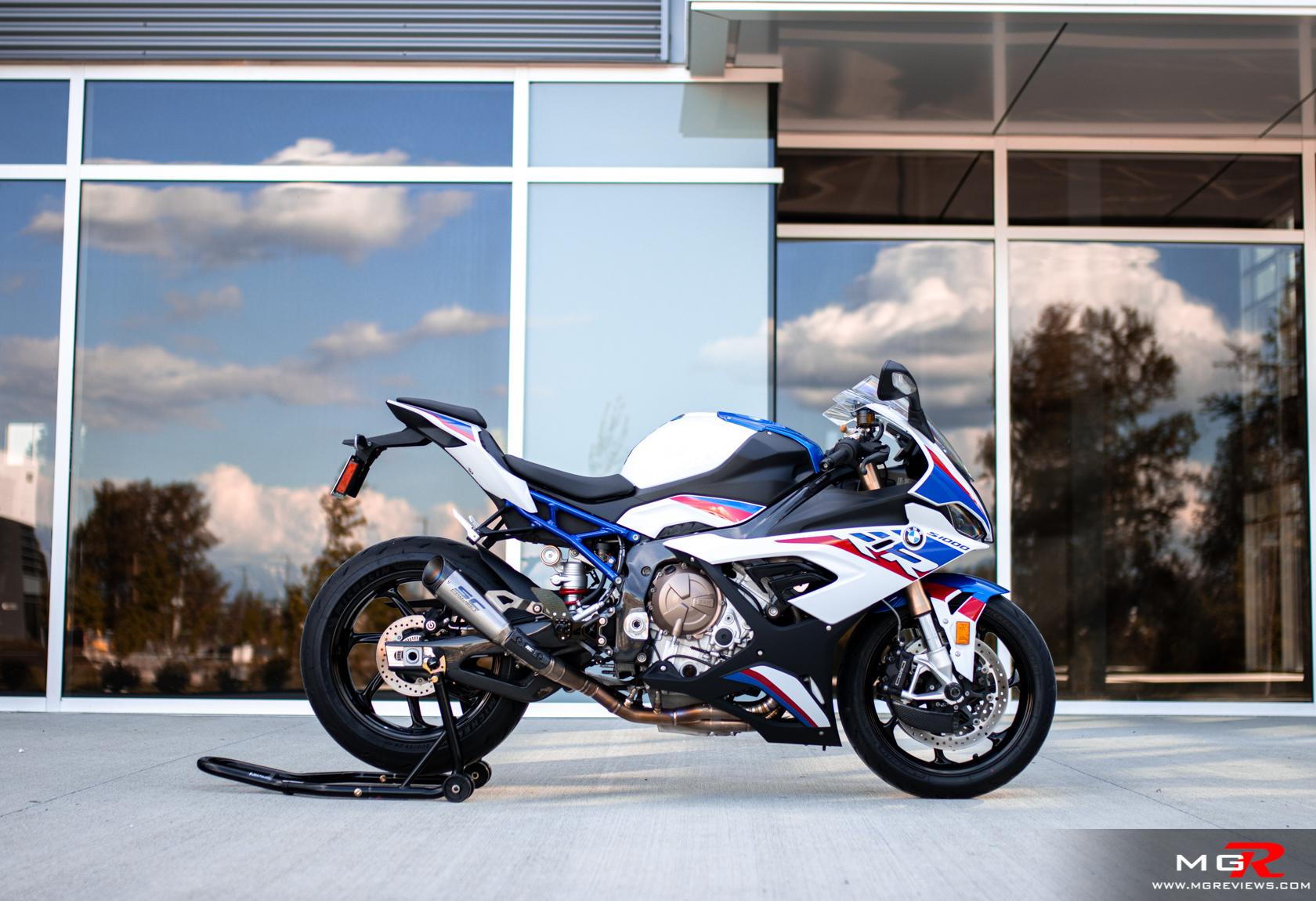 2020 BMW S1000RR