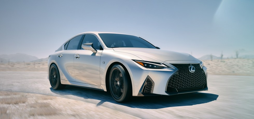 2021 Lexus IS350 F-Sport