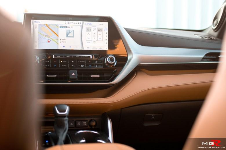 2020 Toyota Highlander Platinum