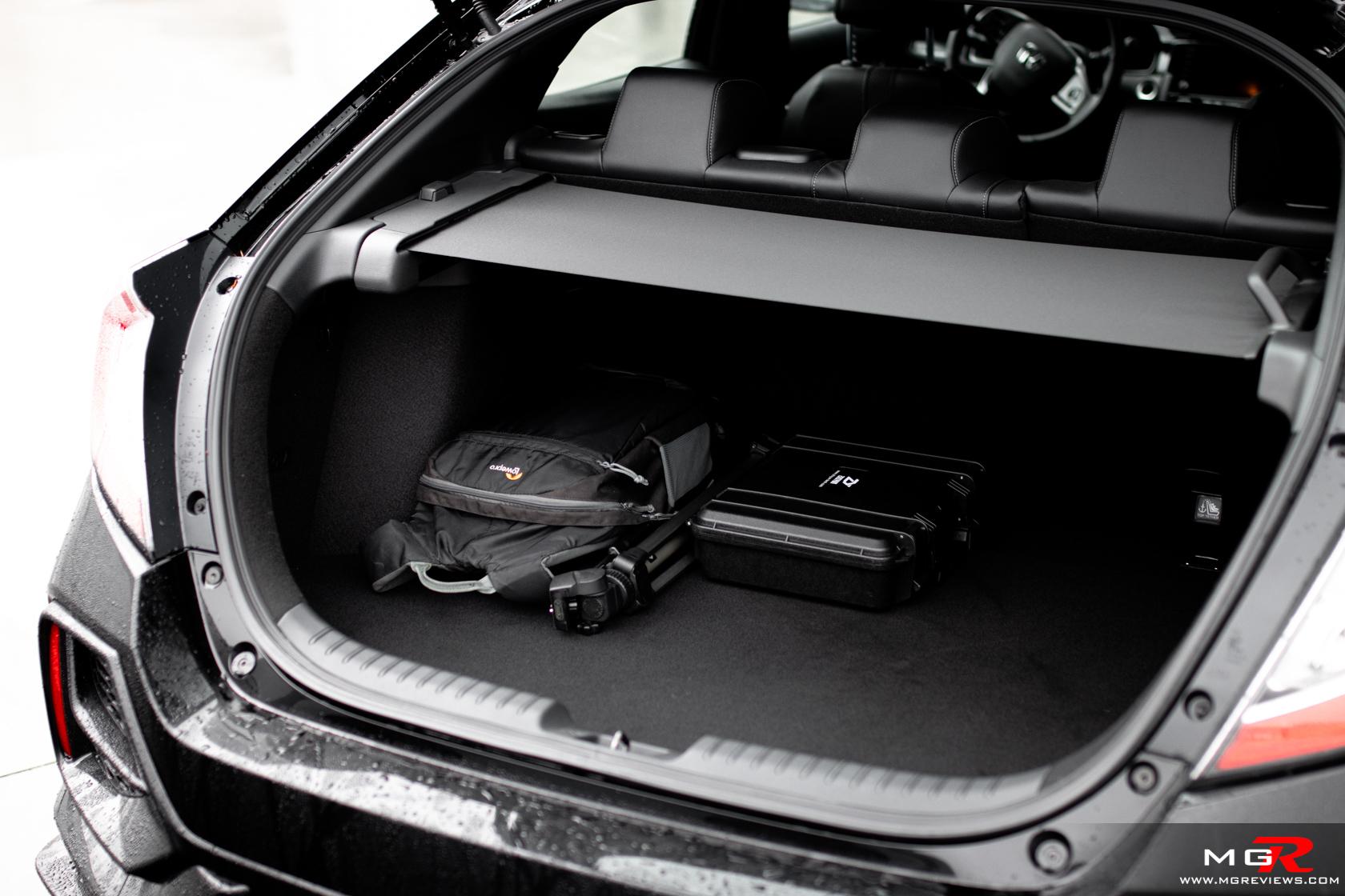 2020 Honda Civic Sport Hatchback