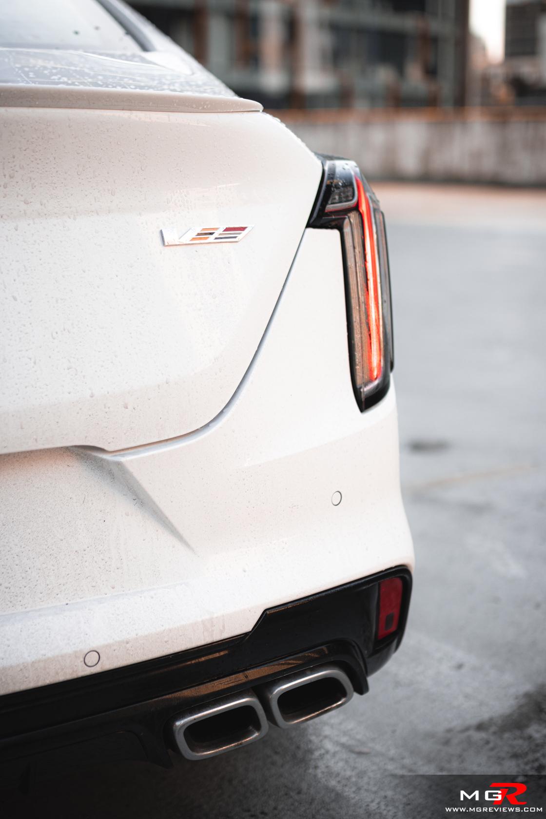 2020 Cadillac CT4-V