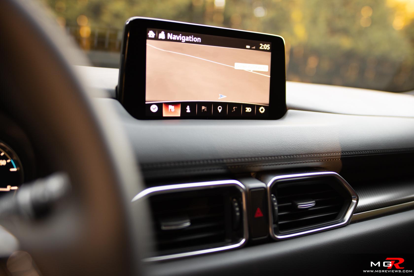 2021 Mazda CX-5 100th Anniversary Edition Interior