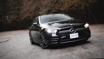 2021 Mercedes-Benz A35 AMG 4MATIC Hatch