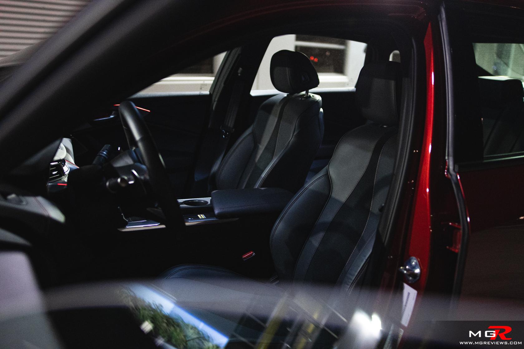 2021 Acura TLX A-Spec Interior