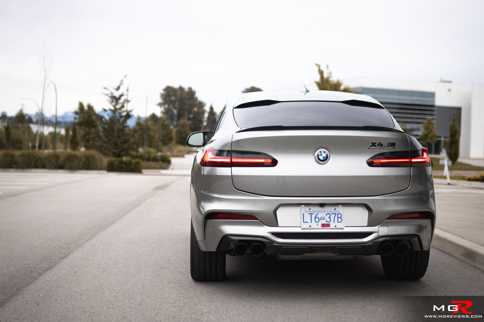 2021 BMW X4M Competition