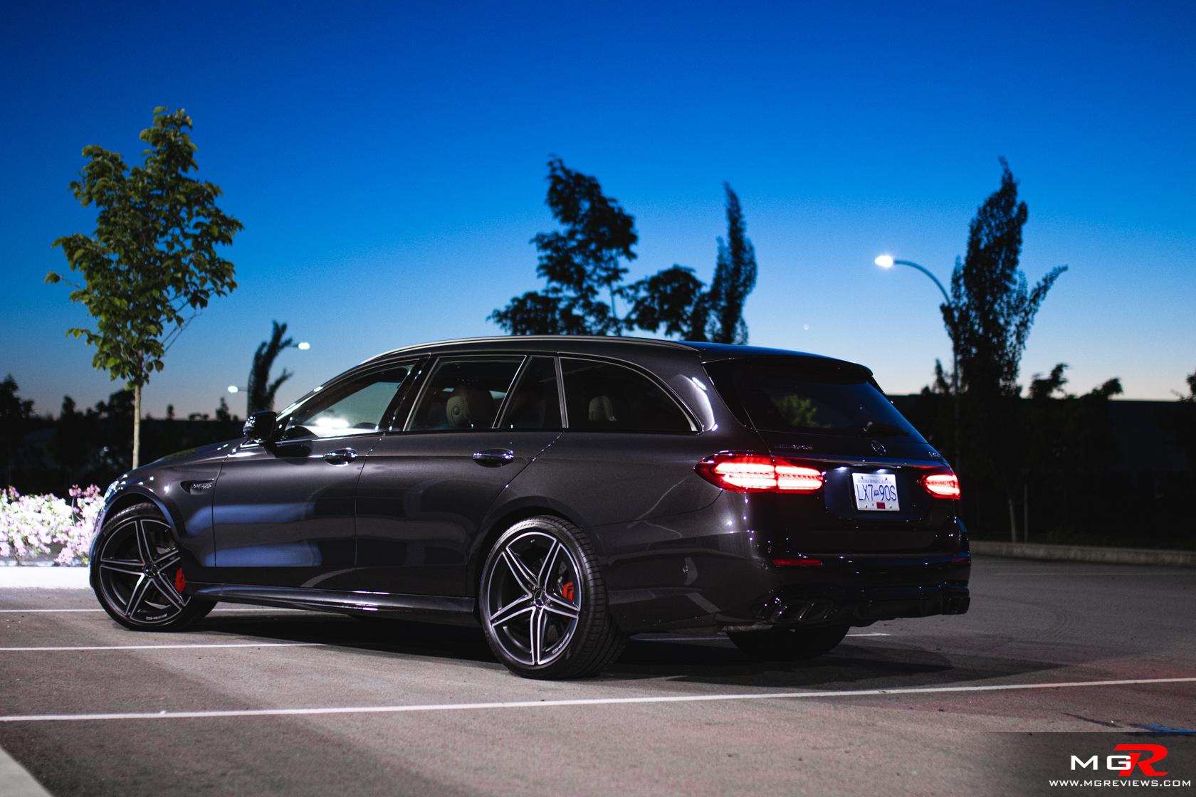 2021 Mercedes-Benz E63 AMG Wagon 4MATIC+